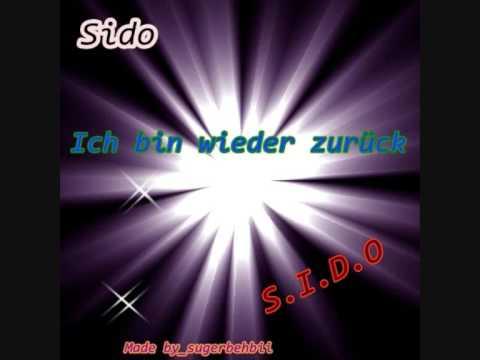 sido - ich bin wieder zurück lyrics