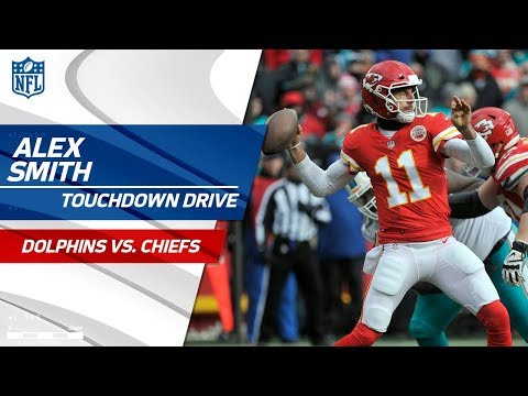 Alex Smith Makes Spectacular Throws on TD Drive vs. Miami! | Can't-Miss Play | NFL Wk 16 Highlights