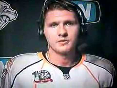 Martin Erat: Call to the Locker Room