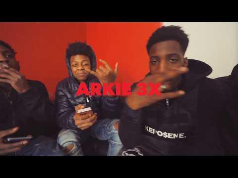 """Arkie 3x - """"F R E E S T Y L E pt2 """""""