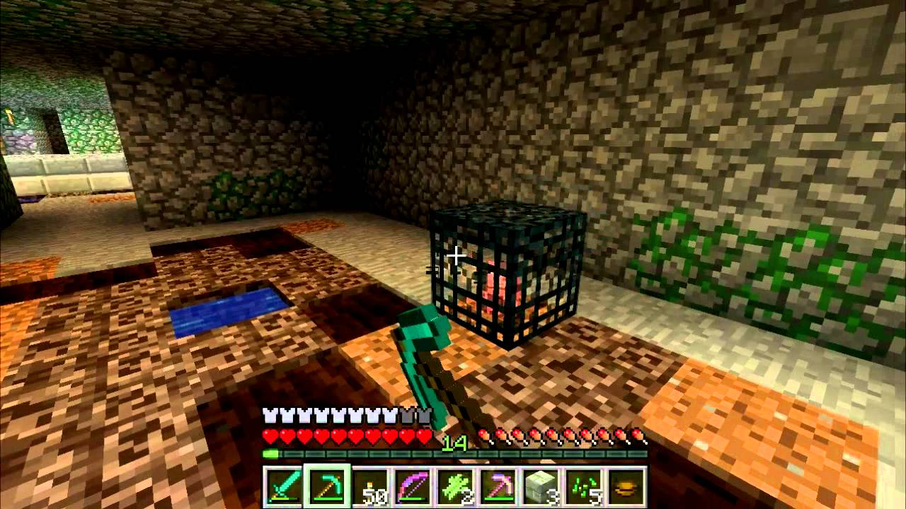 Minecraft [Multiplayer Let's Play] S02E06 - YouTube