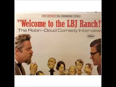 Welcome to the LBJ Ranch