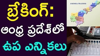 Breaking : By Elections In Andhra Pradesh | Taja30
