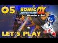 Sonic Adventure DX : Director's Cut | Let's Play - Episode #5 : Poursuite du Egg Carrier.