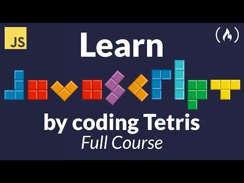 Code Tetris: JavaScript Tutorial For Beginners