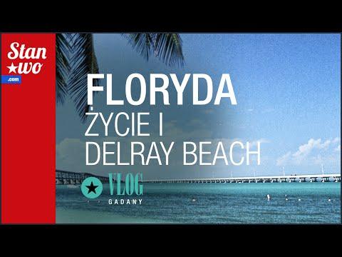 Delray Beach i mieszkanie na Florydzie - Vlog Gadany #1