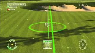 Tiger Woods PGA Tour 12 X360 Demo Trailer