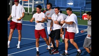 2019 Men's Tennis Championship - Temple Quarterfinal Post Match