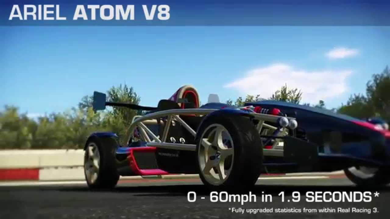 Real racing 3 updated with new open wheel vehicles expanded roster and more