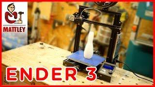 Ender 3 – La miglior stampante 3D economica! | Stampa 3D Recensione