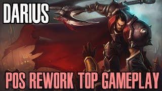 League of Legends - Darius Top Gameplay - WHEPA NOXUS [PT-BR]
