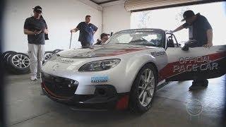 Mazda Club Sport Concept 2013 Videos