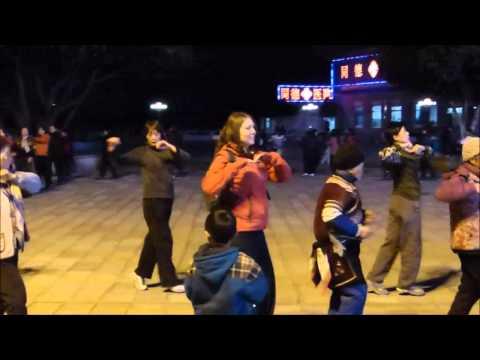 Globe Dreamers : Danse de rue avec Céline (Yuanyang - Chine)