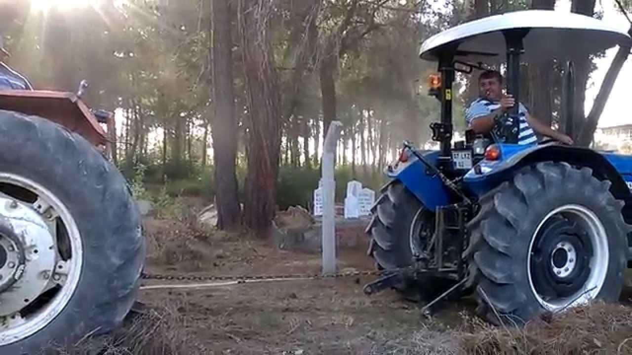 tt55 ve fİat 640 traktÖr ÇekİŞtİrmesİ - youtube