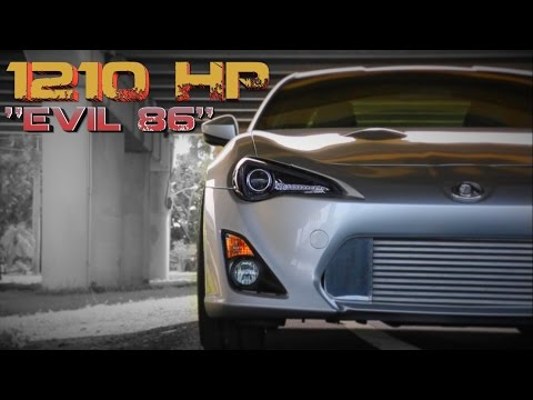 1210HP Toyota FRS - 2JZ Powered