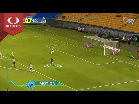 Resumen | Tigres 2 - 5 Chivas | Liga MX Femenil - J13 | Televisa Deportes