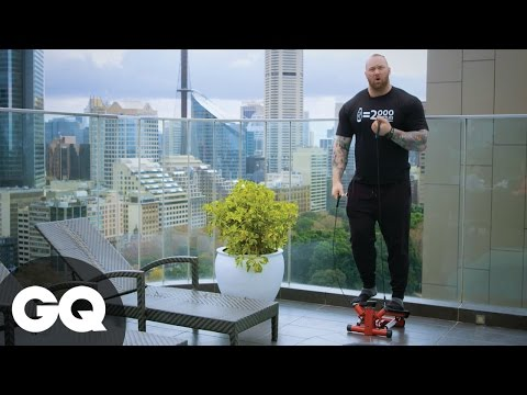 Game Of Thrones: Hilarious Life Lessons From The Mountain | Thor Bjornsson | Strongest Man | GQ