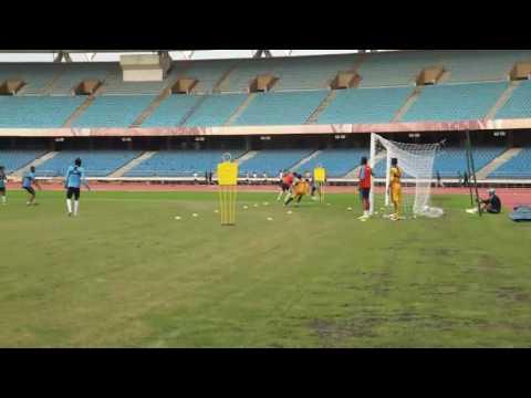 India National Team Training