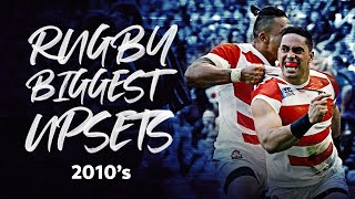 😲 Rugby's Biggest Upsets of the Decade | 2010's | Best Underdog Wins