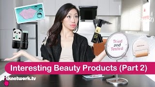 Interesting Beauty Products (Part 2) - Tried and Tested: EP76