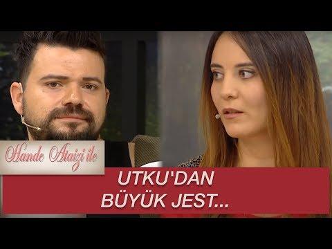 Hande Ataizi ile | UTKU'DAN TALİBİNE BÜYÜK JEST...
