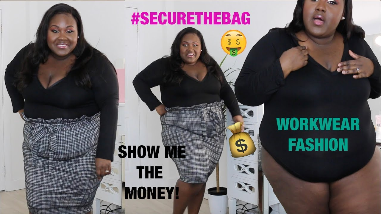 e18032d56e9 SECURING A £1MILLION BAG INVESTMENT WITH THIS FASHION NOVA CURVE WORKWEAR  HAUL!  ad https   youtu.be rAV iS 7gZY Its ALL about what to wear to work  today ...