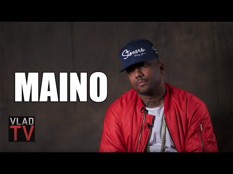 Maino on Role in 2Pac Film & Why Biggie
