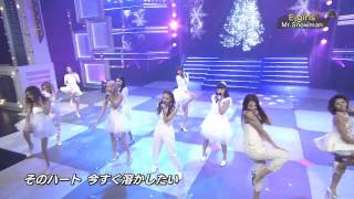 E-girls/Mr.Snowman ベストヒット歌謡祭2014 2014-11-20