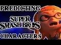 Predicting Smash Bros Ultimate - Characters
