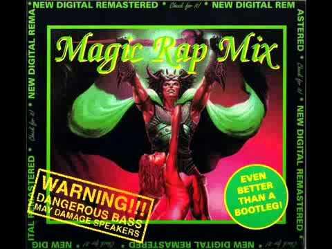 DJ MAGIC RAP MIX 1 best of old school Miami bass
