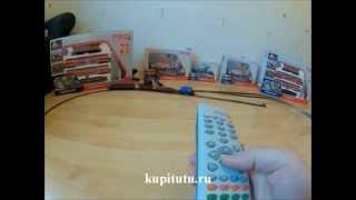 Программирование цифровых локомотивов PIKO 57176 (видео)(Видео-инструкция по программированию стартового набора игрушечной железной дороги PIKO 57176 (стартовый набор..., 2013-02-13T21:43:44.000Z)