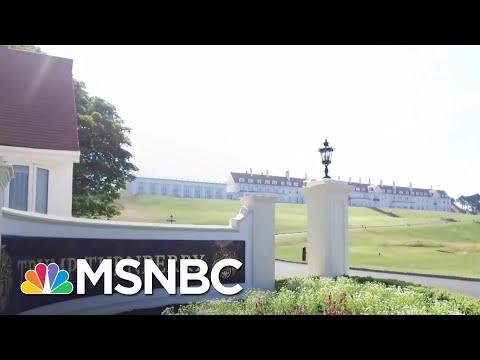 Trump's Scotland Golf Resorts To Get Over $1 Million in Scottish Tax Relief | MSNBC