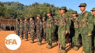 A Rare Look at Arakan Army Headquarters | Radio Free Asia (RFA)