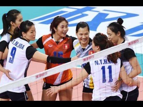 20150521 VIETNAM - MONGOLIA [18th Asian Sr. Championship]