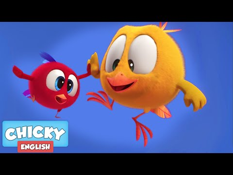 Where's Chicky? | CHICKY'S LITTLE FRIEND | Chicky Cartoon in English for Kids