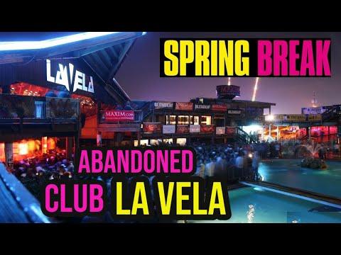 Abandoned Club La Vela   Spring Break Capital Of The World!