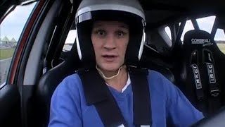 Matt Smith Singing in the Rain - Behind the Scenes Exclusive - Top Gear - Series 18