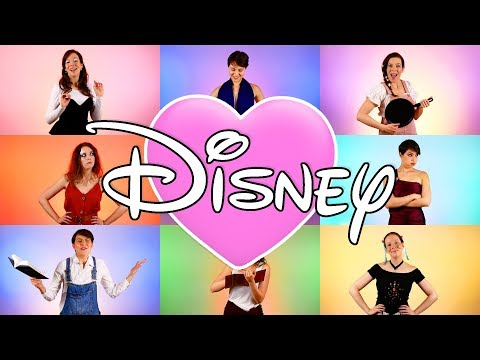 DISNEY Chansons d'amour MEDLEY COVER