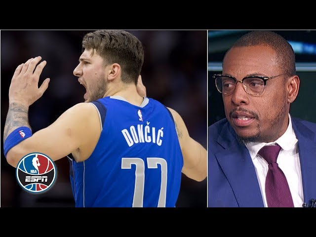 Luka Doncic is more exciting than the Greek Freak – Paul Pierce | After the Buzzer