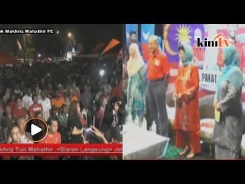 Dr M ketuai HARAPAN 'gegar' Langkawi