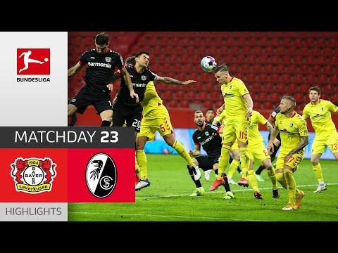 Bayer Leverkusen Freiburg Goals And Highlights