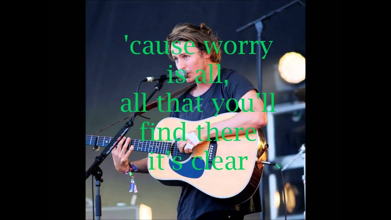 Ben Howard - Three Tree Town (lyrics)