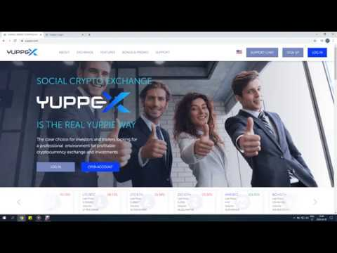 Yuppex Social Crypto Exchange Network – The True Way of the Real Yuppie