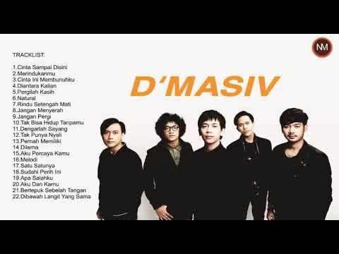 Full Album D'masiv Paling Enak Didengar