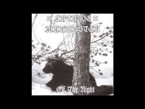 Satanic Warmaster - ...Of the Night EP (Full MCD)