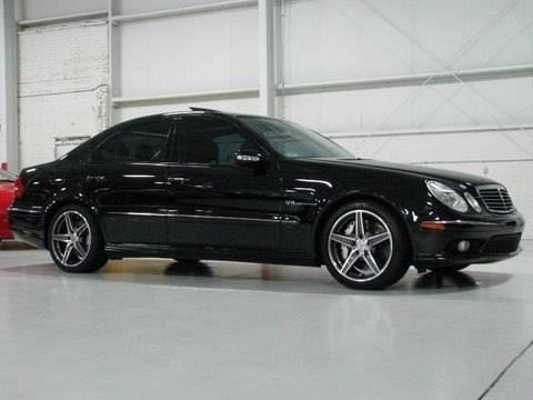 Chicago Cars Direct >> Mercedes-Benz E55 AMG--Chicago Cars Direct HD - YouTube