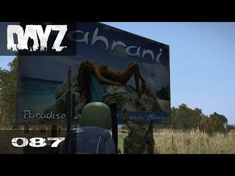 DayZ #087 - Endstation Solnichniy [deutsch] [HD+] - Let's Play DayZ Standalone