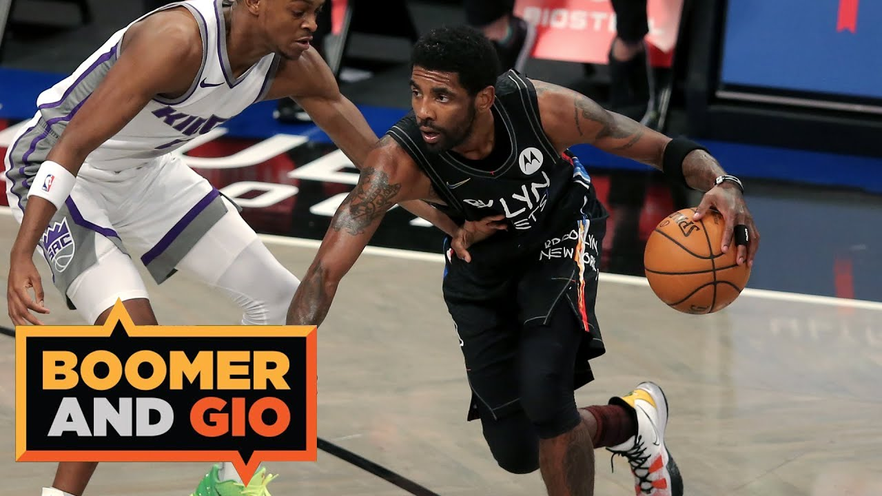 Has Kyrie Irving Played His Last Game on the Nets?   Boomer and Gio