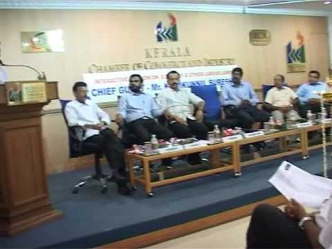 Kerala Chamber interactive session on ESI, EPF and other Labour laws .