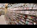 #2 Hobby Lobby ОЧЕНЬ ДЕТАЛЬНЫЙ обзор отдела скрапбукинга и выпечки - - FloridaSunshine